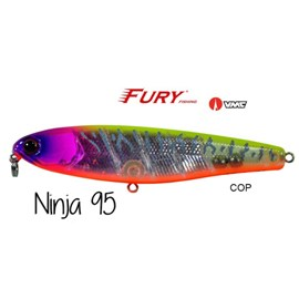 Isca Ninja 95 - Fury Fishing