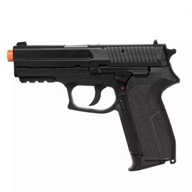 PISTOLA AIRSOFT KWC CALIBRE 6,0MM MODELO SP2022 AÇÃO CO2 KWC